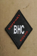 "Hells Angels Tucson, AZ USA - ""Support BHC Squad"" - Diamond Black Patch"