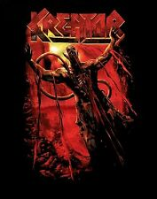 KREATOR cd lgo BLOODBATH Official SHIRT XL New violent mind