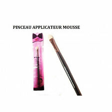 PINCEAU APPLICATEUR MOUSSE FARD A PAUPIERE MAQUILLAGE MAKE UP NEUF MAC008