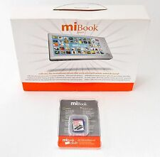 MiBook MB100 eReader Digital Player & Cooking Easy Meals eBook Video MP3 re