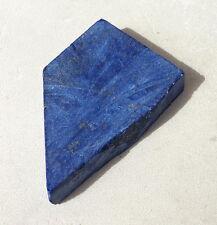 Bloc de Lapis-lazuli brut qualité supérieure AA, 81 g. mineraux gemme