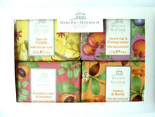 WOODS OF WINDSOR Seife Collection Set 500g