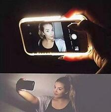 "642 Illuminated LED Light Up Selfie Back Case Cover iPhone 6+ 6s+ Plus 5.5"" Gold"