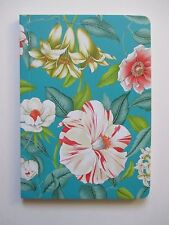 f Sanderson tropical NOTEBOOK Journal blank note diary book 80 pg Roger la Borde