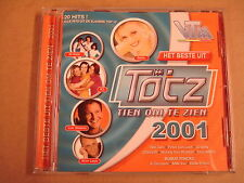 CD VTM / HET BESTE UIT TIEN OM TE ZIEN 2001
