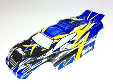 80393 CARROZZERIA TRUGGY ADESIVI 1:18 OFF ROAD CAR BODY PVC FOR TRUGGY HIMOTO