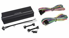 Alpine KTP-445A 4 Channel Compact Size Car Amplifier For Alpine Receiver NEW