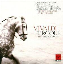 Vivaldi: Ercole sul Termodonte, New Music