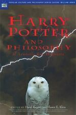 Popular Culture and Philosophy: Harry Potter and Philosophy : If Aristotle Ran H