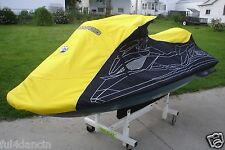 SEA DOO RXT iS Cover 2009 Yellow & Black New OEM