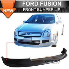 Fit 06-09 Ford Fusion DS-Type Front Bumper Lip Spoiler Poly Urethane