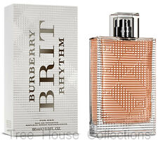 Treehousecollections: Burberry Brit Rhythm EDT Perfume Spray For Women 100ml