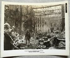 Photo LE TRAITRE Decision beofre dawn ANATOLE LITVAK Richard Basehart Original *