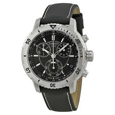 Tissot PRS 200 Chronograph Black Dial Quartz Sport Mens Watch T0674171605100