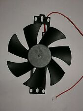 DC 12-18V Brushless Cooling Fan for Cabinet, Project, DIY, SET OF 2