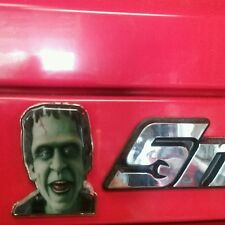 Snap on tool box/Herman munster magnet/keychain