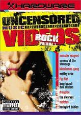 Hardware Rock - Volume 1 (DVD, 2003), Motley Crue, Fig Dish, Molotov, Dragpipe