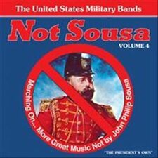 Vol. 4-Not Sousa Marching on, New Music