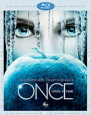 ABC Once Upon a Time Complete Fourth Season 4 on Blu-ray w/ Reflective Slipcover