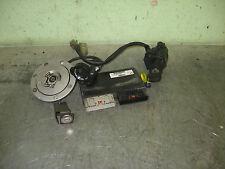 Honda 954 Fireblade lockset