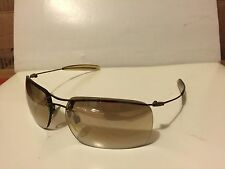 New DKNY 7252S (714) Sunglasses, Light Bronze / Light Beige with Silver Mirror