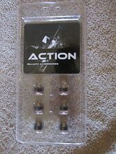 Action Billiard Accessories - Cue Tips - 6 Pack - New!!!    (4 T)