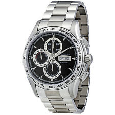 Hamilton Lord Hamilton Black Dial Automatic Chronograph Mens Watch H32816131