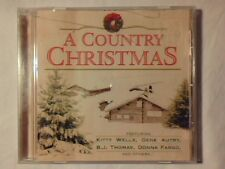 CD A country Christmas GENE AUTRY B.J. THOMAS SKEETER DAVIS KITTY WELLS
