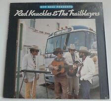 Red Knuckles and the Trailblazers - Hot Rize presents....  US VINYL LP