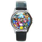 Super Smash Bros Leather Wrist Watches New