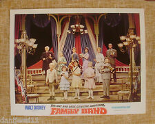 Walt Disney Productions, 1967, Family Band, Lobby Card, Technicolor, Disney