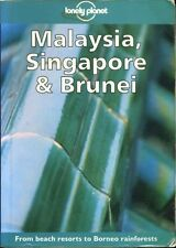 Lonely Planet: Malaysia, Singapore and Brunei #BN7121