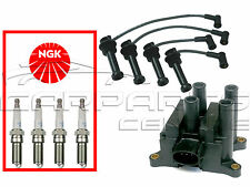 FOR Ford Focus MK1 1.4 1.6 00-04 Ignition Leads Coil Pack NGK Spark Plugs