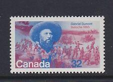 Canada 1985 Gabriel Dumont NORD OVEST (Metis) ribellione Gomma integra, non linguellato SG 1146