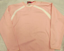 Majestic Women's Large Boston Red Sox Long Sleeve Therma Base Shirt NEW