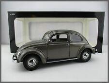 Volkswagen Beetle 1200 Limousine * 1955 * grausilber* AUTOart * 1:18 * NEU * OVP
