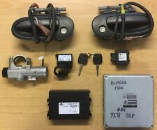 NISSAN ALMERA 1500 ECU & LOCK SET