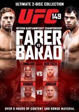 UFC 149: Faber vs. Barao [2-DISC]