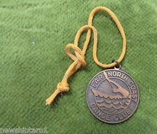 #D42.  FAR NORTH COAST NSW  CANOE  CLUB PENDANT