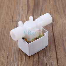 """Hot Electric Solenoid Valve Magnetic DC 12V N/C Water Air Inlet Flow Switch 1/2"""""""