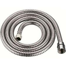 1.5 Meter Flexible Stainless Steel Bathroom Shower Hose BSP Chrome Connections