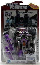 Transformers Generations Deluxe Class Skywarp Thrilling 30 IDW Wave 4 US RARE