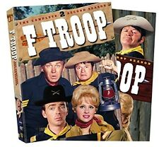 F TROOP - COMPLETE SERIES COLLECTION 12 DISC BOXSET REGION 4
