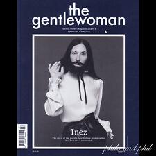 the gentlewoman Magazine Issue #2 Inez van Lamsweerde Ashley Olsen Yoko Ono Abbe
