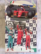 1/24 Ferrari F1/90 Alan Prost 100 Win F1 By Protar With Original Marlboro Decals