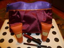 New Burghese Large Cosmetic Bag and Travel Size Beauty Therapy Cosmetics.