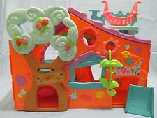 LITTLEST PET SHOP Orange Club Tree House Playset 13""