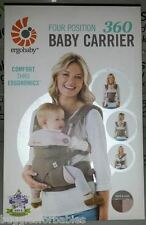 Ergo Baby Four Position 360 Carrier - Taupe/Lilac - BRAND NEW IN UNOPENED BOX!
