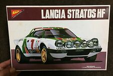 LANCIA STRATOS HF 1/24 MODEL KIT NICHIMO JAPAN