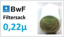 Filtersack Filteranlage Wasserfilter Trinkwasser Sedimentfilter Aquarium 0,22µ